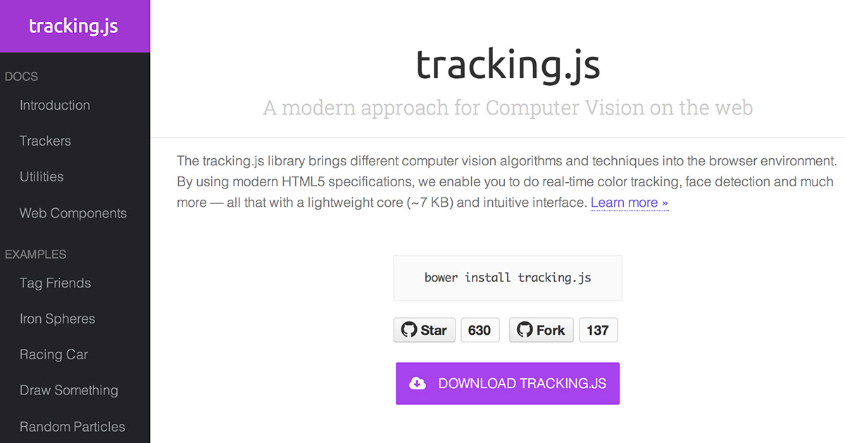 tracking js